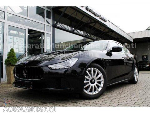 voitures maserati ghibli occasion pays bas. Black Bedroom Furniture Sets. Home Design Ideas